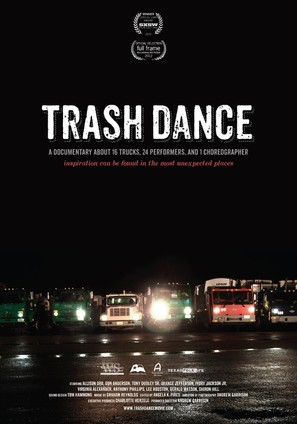 Trash Dance - Movie Poster (thumbnail)