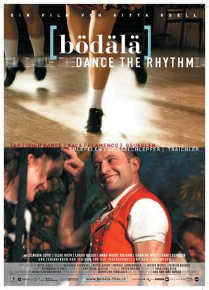 Bödälä - Dance the Rhythm - Swiss Movie Poster (thumbnail)