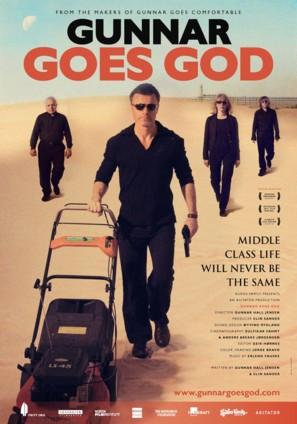 Gunnar Goes God - British Movie Poster (thumbnail)