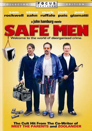 Safe Men - Movie Cover (thumbnail)