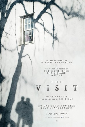The Visit - British Movie Poster (thumbnail)