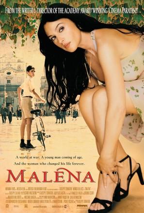 Malèna - Movie Poster (thumbnail)