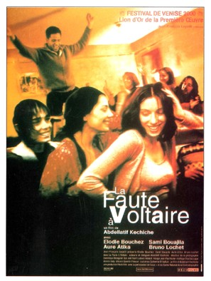 Faute à Voltaire, La - French Movie Poster (thumbnail)