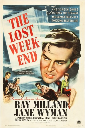 The Lost Weekend - Movie Poster (thumbnail)