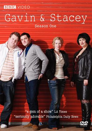 """Gavin & Stacey"" - DVD movie cover (thumbnail)"