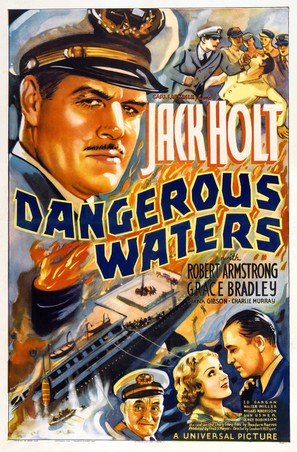 Dangerous Waters - Movie Poster (thumbnail)