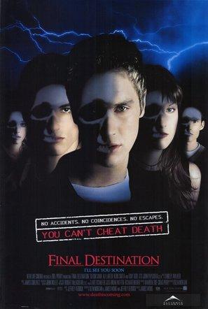 Final Destination - Canadian Movie Poster (thumbnail)