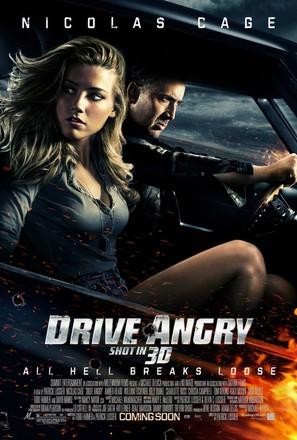 Drive Angry - Movie Poster (thumbnail)