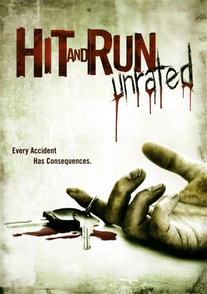 Hit and Run - DVD cover (thumbnail)