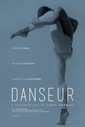 Danseur - Movie Poster (thumbnail)