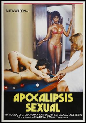 Apocalipsis sexual - Spanish Movie Poster (thumbnail)