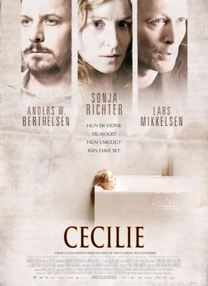 Cecilie - Danish poster (thumbnail)