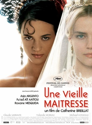 Une vieille maîtresse - French Movie Poster (thumbnail)