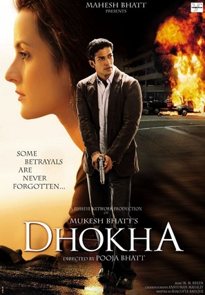 Dhokha - Indian Movie Poster (thumbnail)