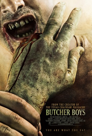 Butcher Boys - Movie Poster (thumbnail)