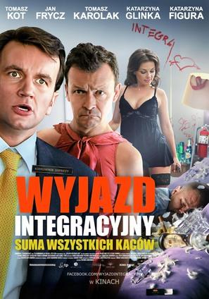 Wyjazd integracyjny - Polish Movie Poster (thumbnail)