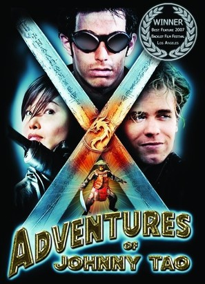Adventures of Johnny Tao - DVD cover (thumbnail)