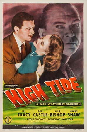 High Tide - Movie Poster (thumbnail)