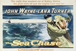 The Sea Chase - Movie Poster (thumbnail)