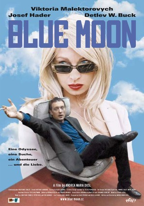 Blue Moon - German poster (thumbnail)