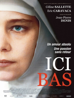 Ici-bas - French Movie Poster (thumbnail)