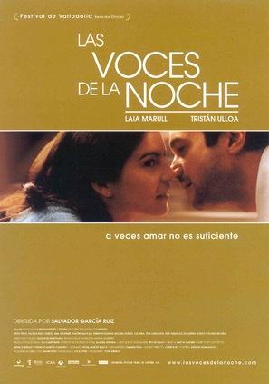 Las voces de la noche