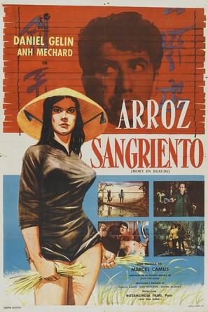 Mort en fraude - Argentinian Movie Poster (thumbnail)