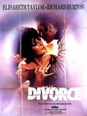 Divorce His - Divorce Hers - French Movie Poster (thumbnail)