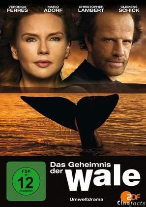Das Geheimnis der Wale - German Movie Poster (thumbnail)