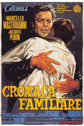 Cronaca familiare - Italian Movie Poster (thumbnail)