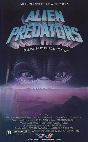 Alien Predator - Movie Cover (thumbnail)