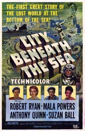City Beneath the Sea - Movie Poster (thumbnail)