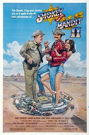 Smokey and the Bandit II - Movie Poster (thumbnail)