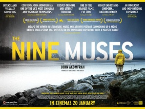 The Nine Muses - British Theatrical poster (thumbnail)