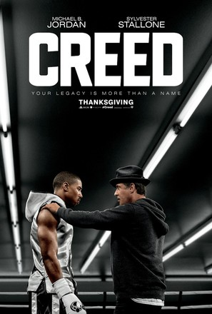 Creed - Movie Poster (thumbnail)