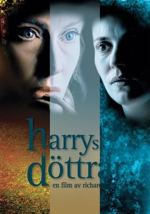 Harrys döttrar - Danish poster (thumbnail)