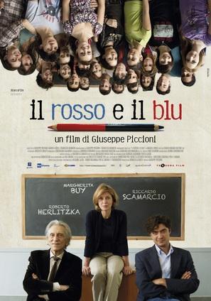 Il rosso e il blu - Italian Movie Poster (thumbnail)