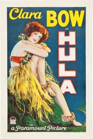 Hula - Movie Poster (thumbnail)