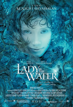 Lady In The Water - Advance movie poster (thumbnail)