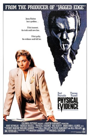 Physical Evidence - Movie Poster (thumbnail)