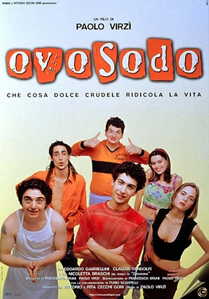 Ovosodo - Italian Movie Poster (thumbnail)