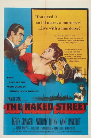 The Naked Street - Movie Poster (thumbnail)