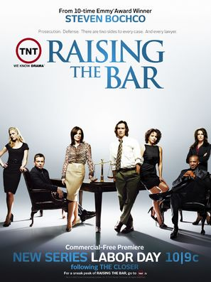 """Raising the Bar"" - Movie Poster (thumbnail)"