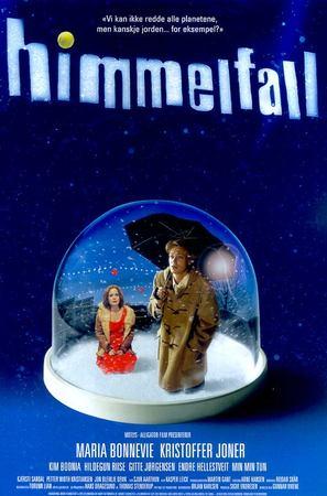 Himmelfall - Norwegian Movie Poster (thumbnail)