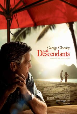 The Descendants - Movie Poster (thumbnail)