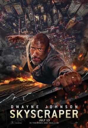 Skyscraper - Movie Poster (thumbnail)