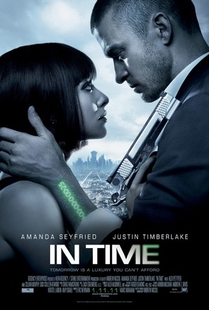 In Time - Movie Poster (thumbnail)