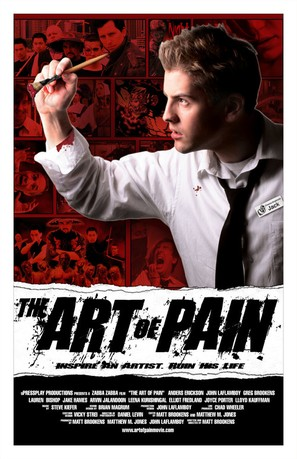 The Art of Pain - Movie Poster (thumbnail)