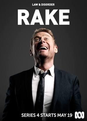 """Rake"" - Australian Movie Poster (thumbnail)"