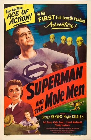 Superman and the Mole Men - Movie Poster (thumbnail)
